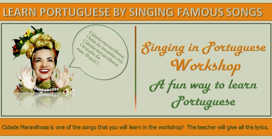 Learning Portuguese Workshop short