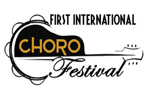 First Internationalchoro Festival on goodman logo