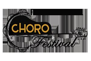 Logo Choro festival logo 2015