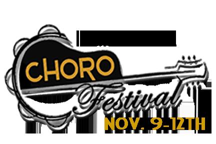 Logo-Choro-festiva 2017 Nov 9 -12th