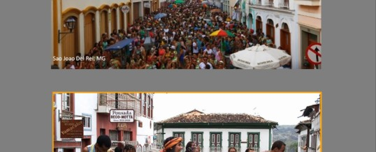 Carnival in Minas Gerais